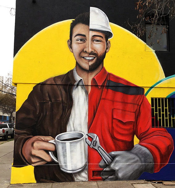 Mural Empresa 416
