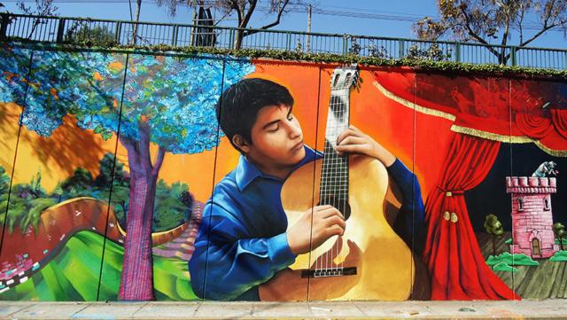 Mural Paso Bajo Nivel