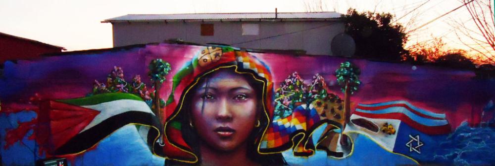 Mural En Macul