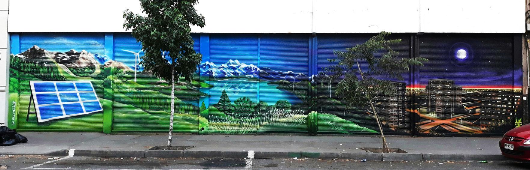 Mural Rhona