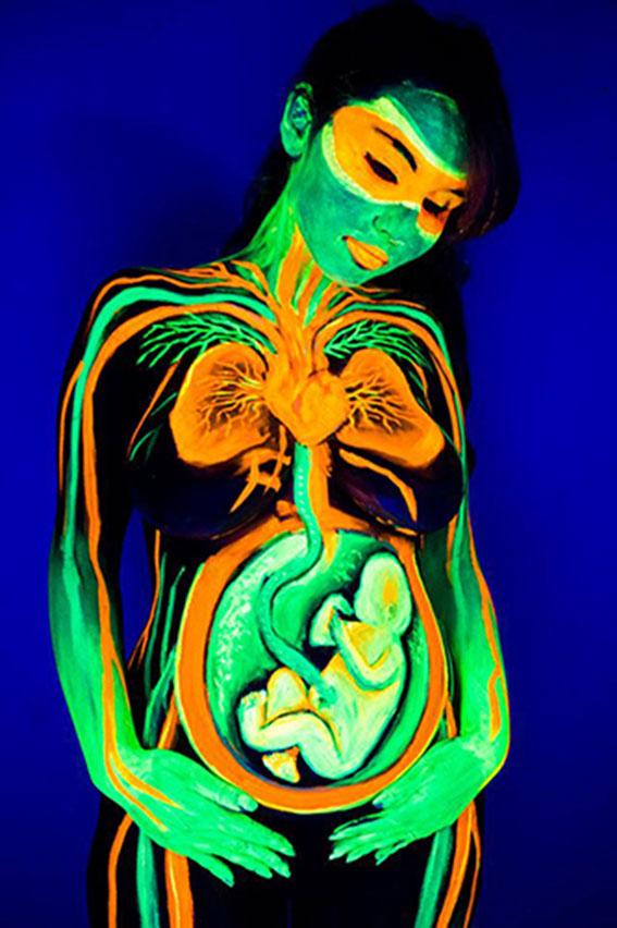 Body Paint / Alan Kode