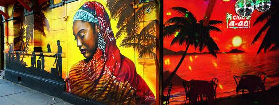 Mural Salsoteca Club 4-40