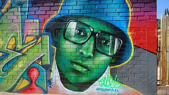 Graffiti Av El Penon