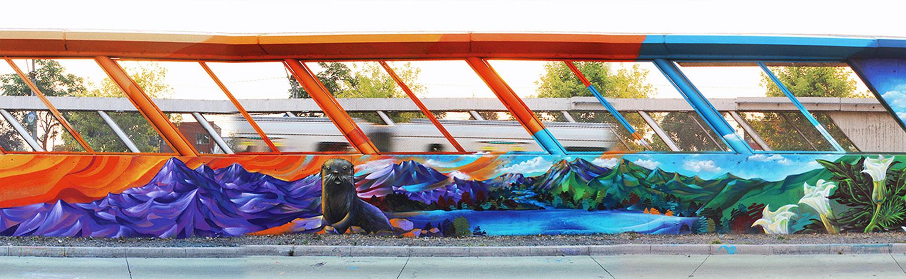 Mural La Creacion